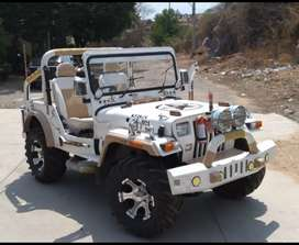 Willy's Modified jeep