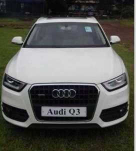 Audi Q3 35 TDI Premium Plus + Sunroof, 2014, Diesel