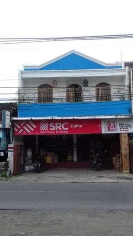 Dijual cepat Ruko 2 lantai di tengah kota jogja,lokasi yang strategis