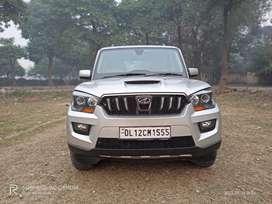 Mahindra Scorpio S10, 2017, Diesel