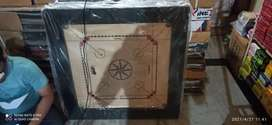 Carrom board available in bulk contact for details or shop visit kre