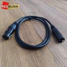 Kabel Mic XLR Kabel Microphones XLR 1Meter