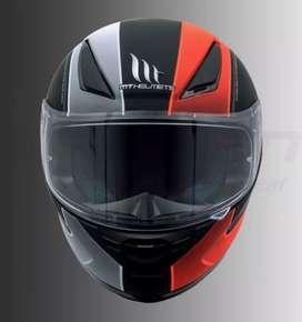 MT Helmet REVENGE with action cam holder
