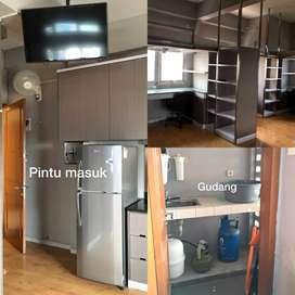 Paling Murah!!! Disewakan 1 unit Apartemen Margonda Residence dekat UI