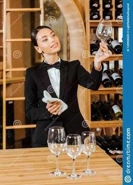 Wanted female steward For restaurant in anna nagar