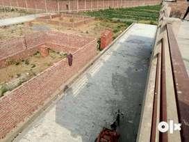 100 गज का प्लाट रमईपुर चौराहे पर 8.5 लाख में
