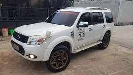 Ford Everest 4x4 Manual 2013 pmk 2014