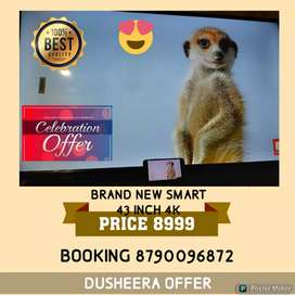 43 INCH BRAND NEW SMART led tv full hd smart WITH 2 year warranty