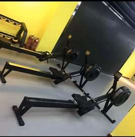 Rower nd trademil