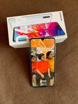 Samsung A 70 Brand New