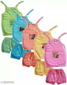 Cotton cloths for kids