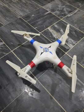 Drone with cemra