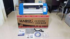 Mesin Cutting Sticker HARIZO 450 Alat Kating Pemotong Polyflex Mini