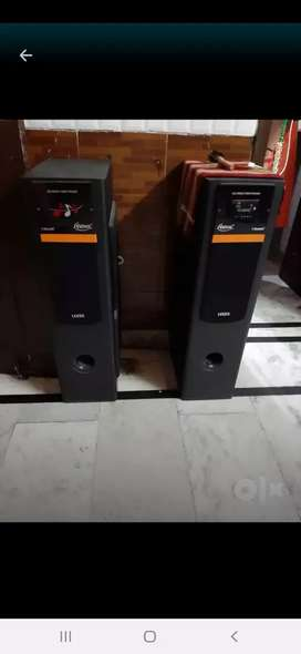 Leesa home theater. In brand new condition..