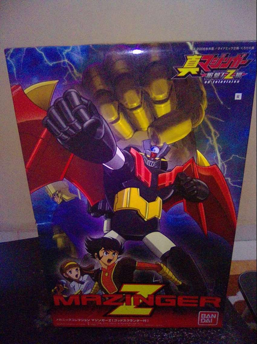 Mazinger Z Made in Japan 0