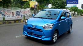 Daihatsu Mira 2017 .. Get your new car in 20% downpayment