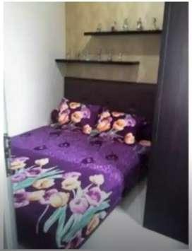 Apartemen Kalibata City sewa harian & transit 2BR Jakarta free wifi