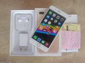 Iphone 7 Plus 128gb Gold Garansi Resmi Ibox
