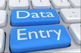 data entry (quality checking)
