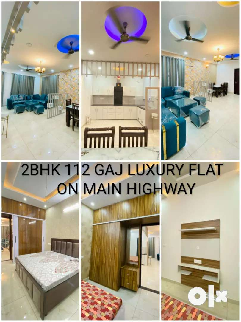 2BHK LUXURY FLAT IMMEDIATELY SALE AT LOW PRICE, FULLY FURNISHED