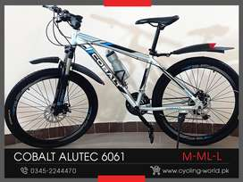 Cobalt Imported Bicycle - Mountain Bike for Adults