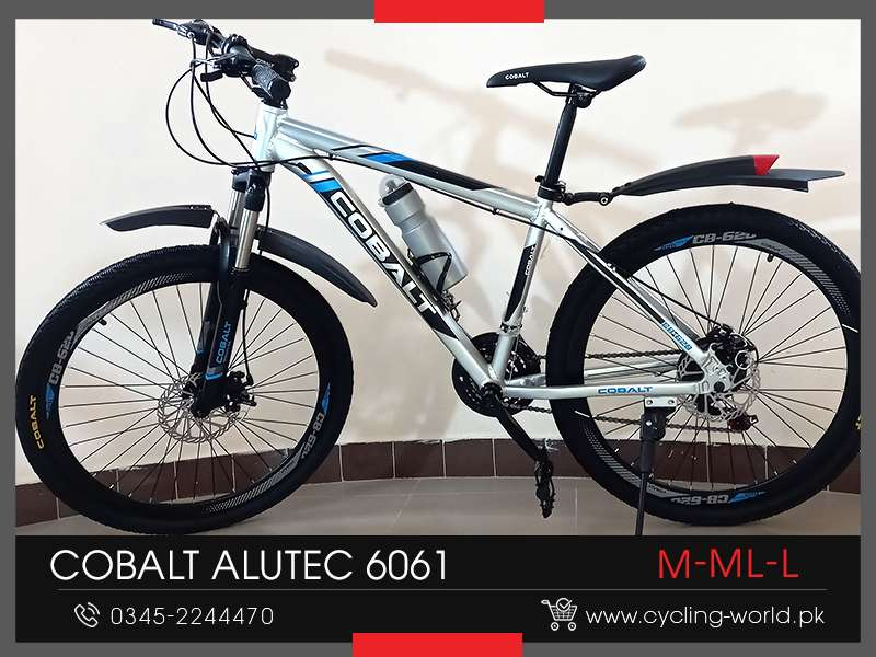 Cobalt Imported Bicycle - Mountain Bike for Adults 0