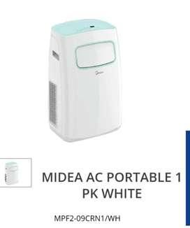 Midea AC Portable #Cicilan dgn Home Credit