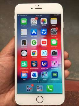 iPhone 6 Plus (64 GB), excellent condition, no issues at all