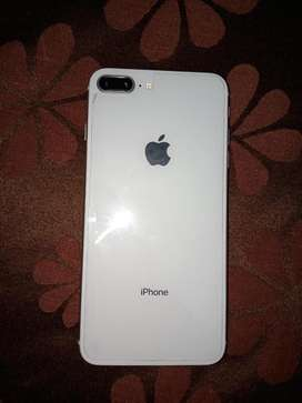 Iphone 8 plus 64gb silver (Indian)