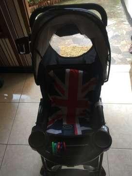 Stroller bayi merek pliko