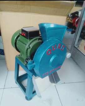 Mesin perajang bawang merah pakai dinamo watt kecil