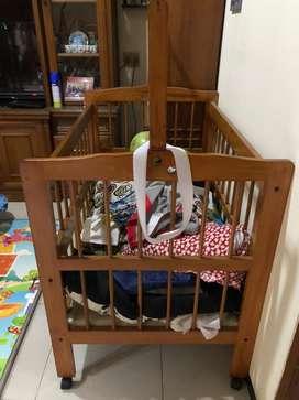 Box Baby Kayu Mulus Jual Cepat dan Murah