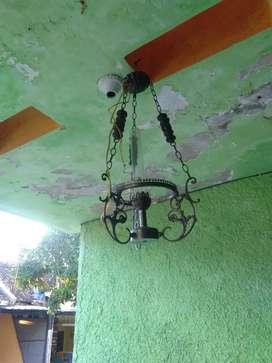 Lampu gantung semprong