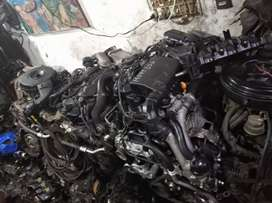 All diesel and petrol japanese engine, gear & body parts