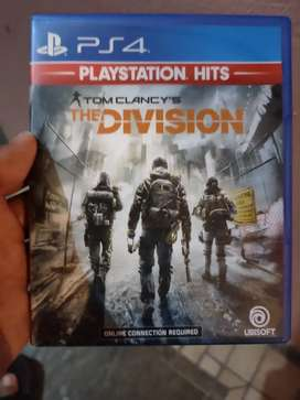 Kaset Games PS4 Tom Clancy The Division