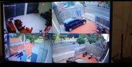 SIAP MELAYANI ANDA UNTUK INSTALASI CCTV