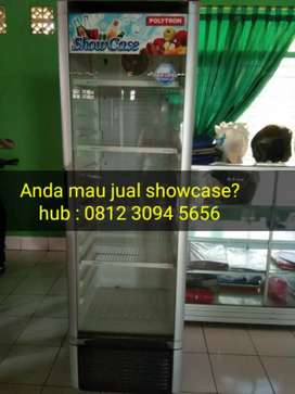 Anda mau jual Showcase second?