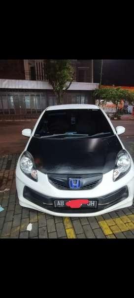 Honda brio type s 2015 putih
