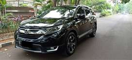 Honda CRV 1.5 turbo 2018 Hitam AT