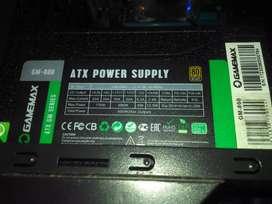 Psu GameMax GM800 800W 80+ Gold