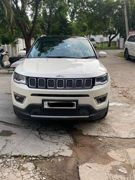 Jeep Compass 2018 Diesel 45000 Km Driven