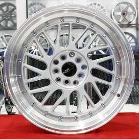 free ongkir PADDOCK JD3042 HSR R17X75 H10X100-114,3 ET40 SML
