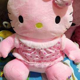 Boneka hello kitty jumbo besar yelvo impor ID93