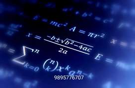 Mathematics Home Tuition in Thrissur CBSE/ICSE/State