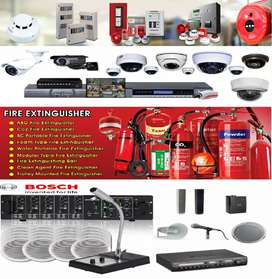 Fire Safety and CCTV service and accessories trading