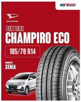 Ban murah GT Radial lebar 185/70 R14 Champiro Eco G Avanza Xenia