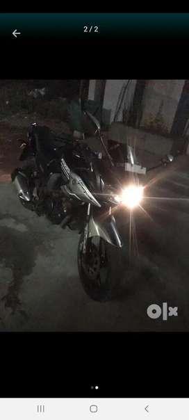 Yamaha Fazer v1