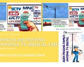Gerai Antena Digital Dan Parabola Pasang Baru Antena Tv Untuk Tv Led