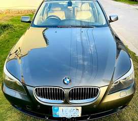 Bmw 5 Series 2004 Full House
