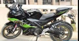 Well maintained.  Nd in superb condition ..very much lucky bike